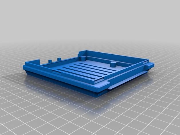 Figure 4 - Printing process