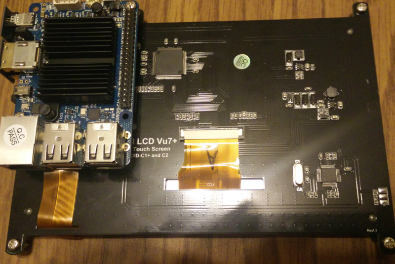 ODROID-VU7+ Backlight Control Hack: Controlling the Backlight on the ODROID-C1 and ODROID-C2 Android platforms