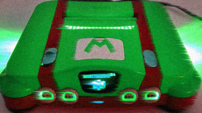 Nintendo | ODROID Magazine