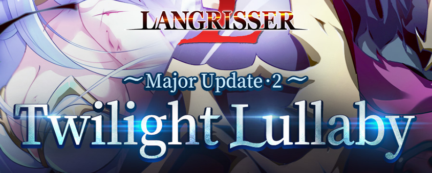 Figure 1 - The Langrisser series goes mobile