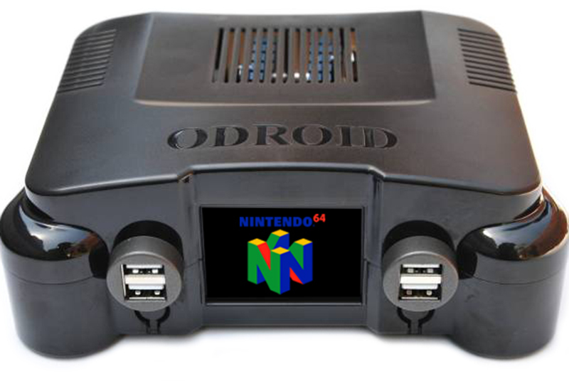 OGST Gaming Console Kit for the ODROID-XU4 | ODROID Magazine