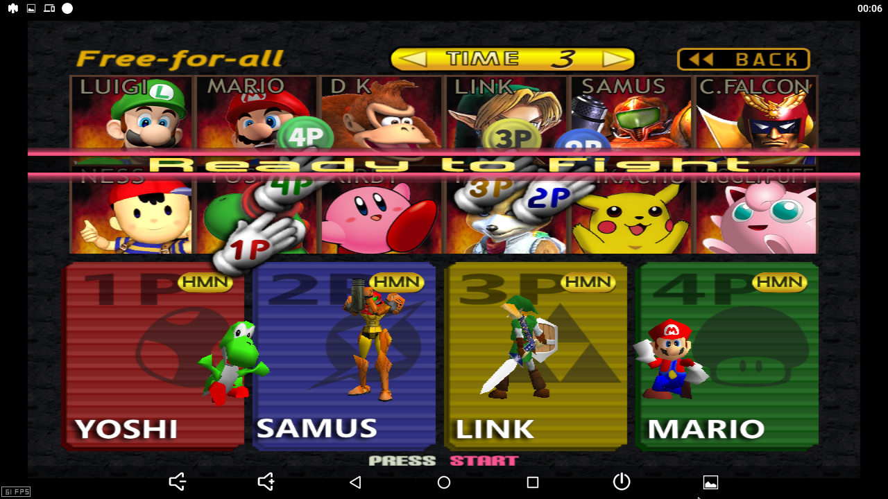 Figure 10 - Super Smash Bros