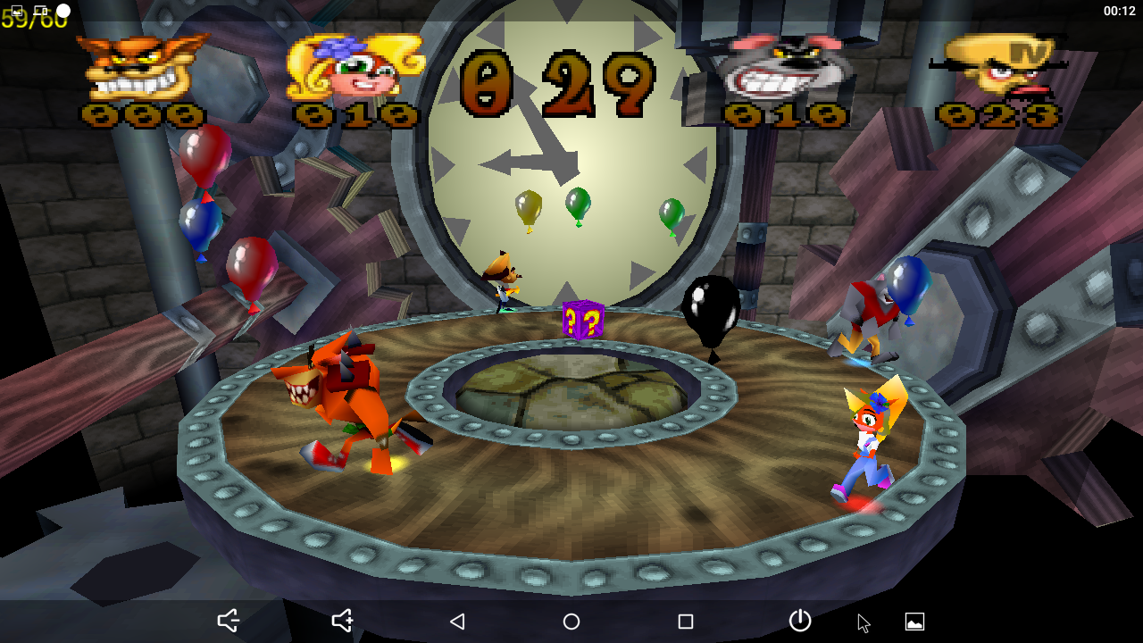 Figure 14 - Crash Bash