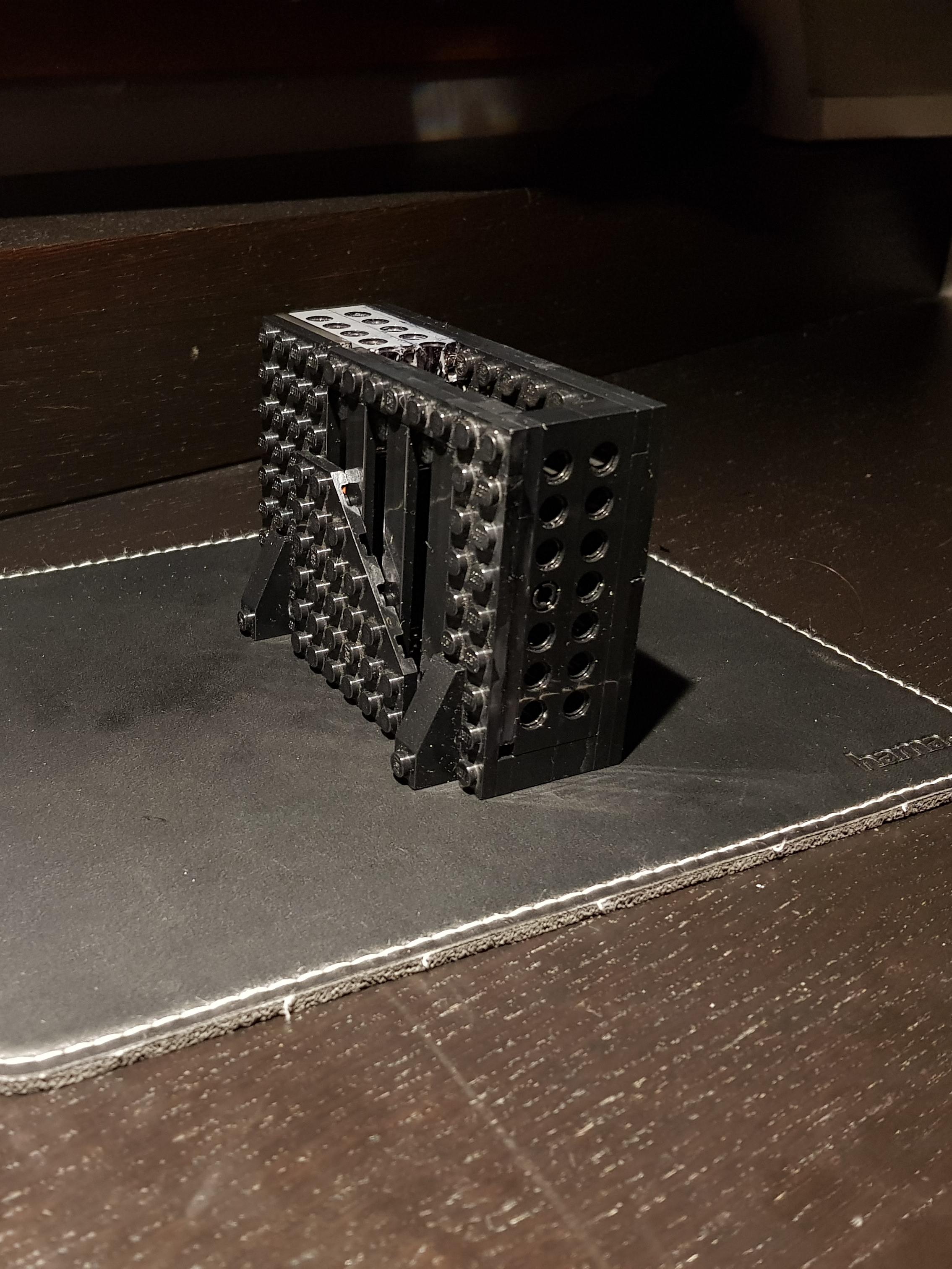 Figure 2 - Lego case