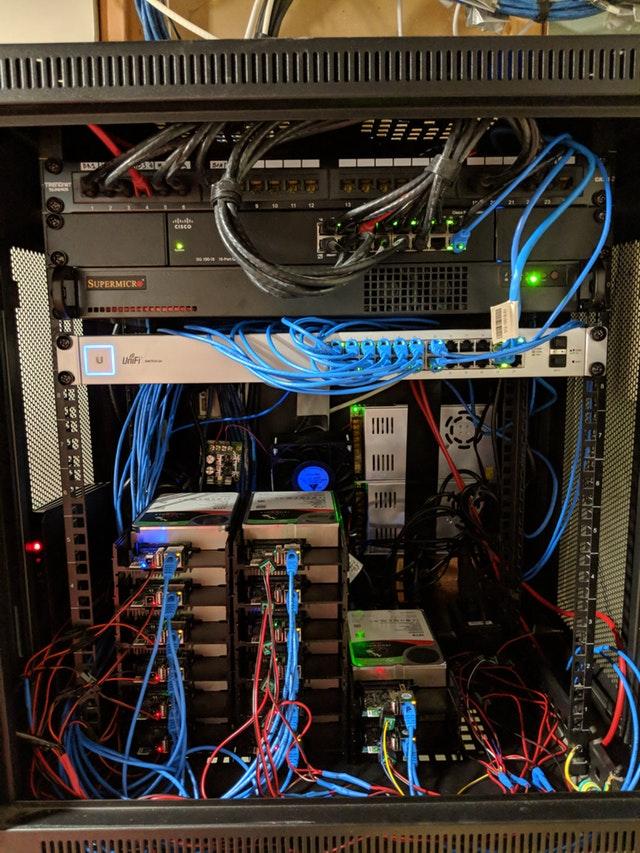 200TB GlusterFS Server: Using The ODROID-HC2 For Massively