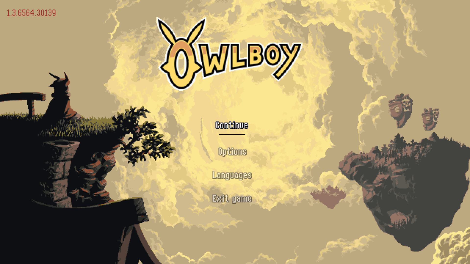 Figure 1 - Owlboy running in 1080p on ODROID
