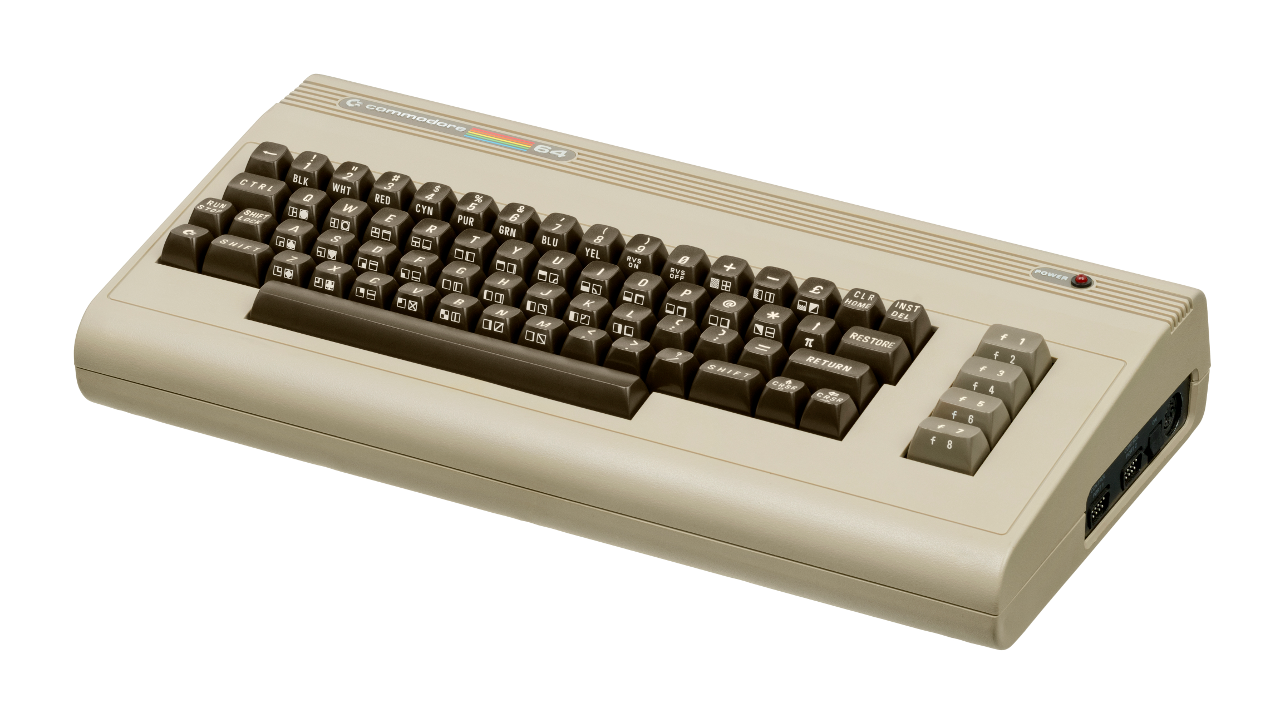 "Figure 1 - The Commodore 64 ""Brotkasten"""