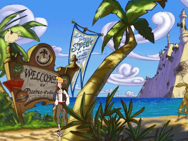 Figure 06 - Monkey Island 3