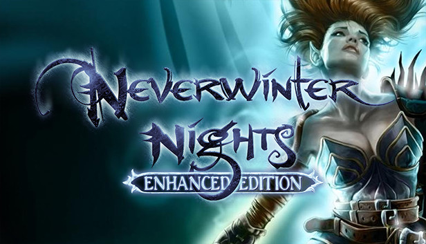 Figure 1 - Neverwinter Nights opening screen