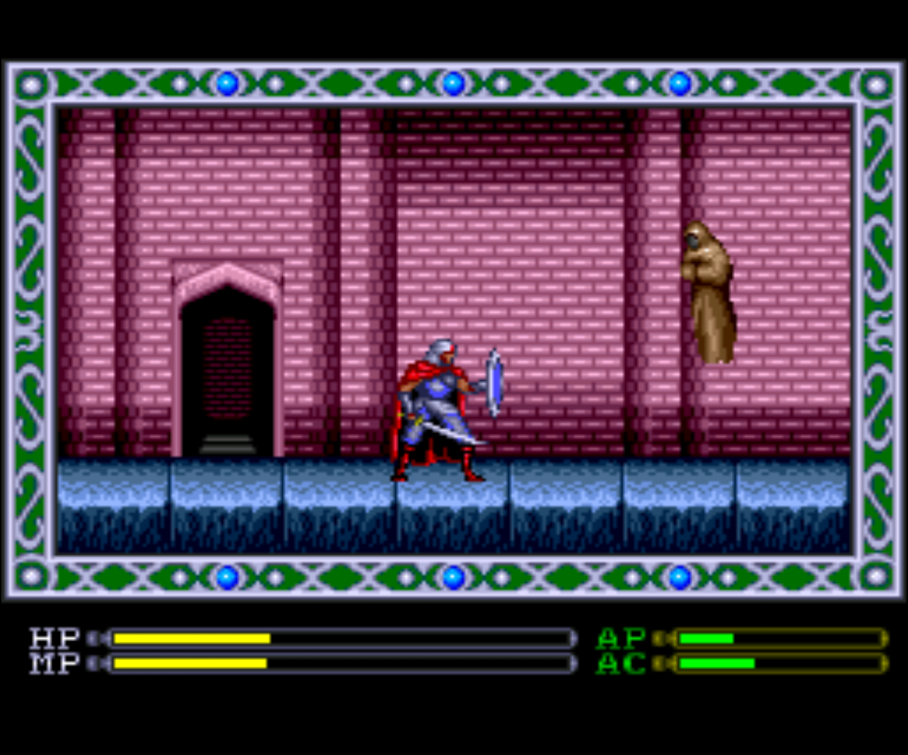 Figure 10 - The action part of the game is actually quite fun, once you reach a certain level