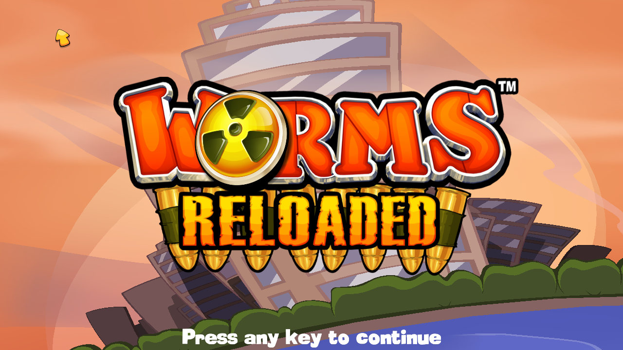 Figure 13 - Worms Reloaded on the ODROID-XU4