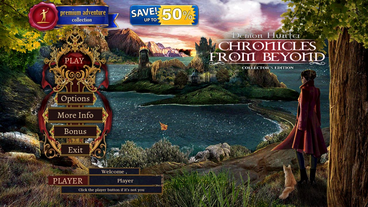 Figure 18 - Demon Hunter – Chronicles from Beyond - Hidden Object Game