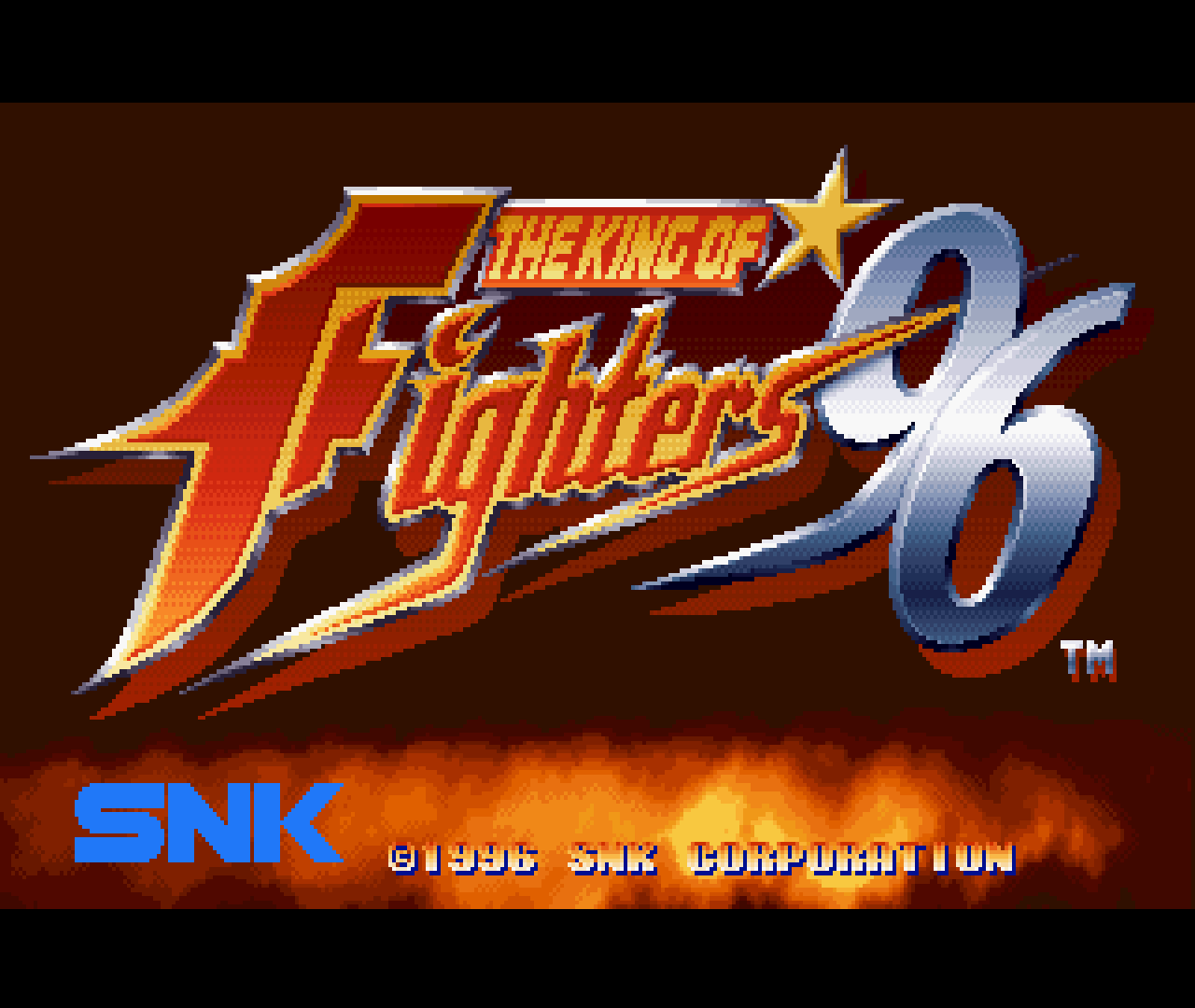 Figure 19 - King of Fighters '96 and '97 for Sega Saturn running on ODROID-XU3/XU4