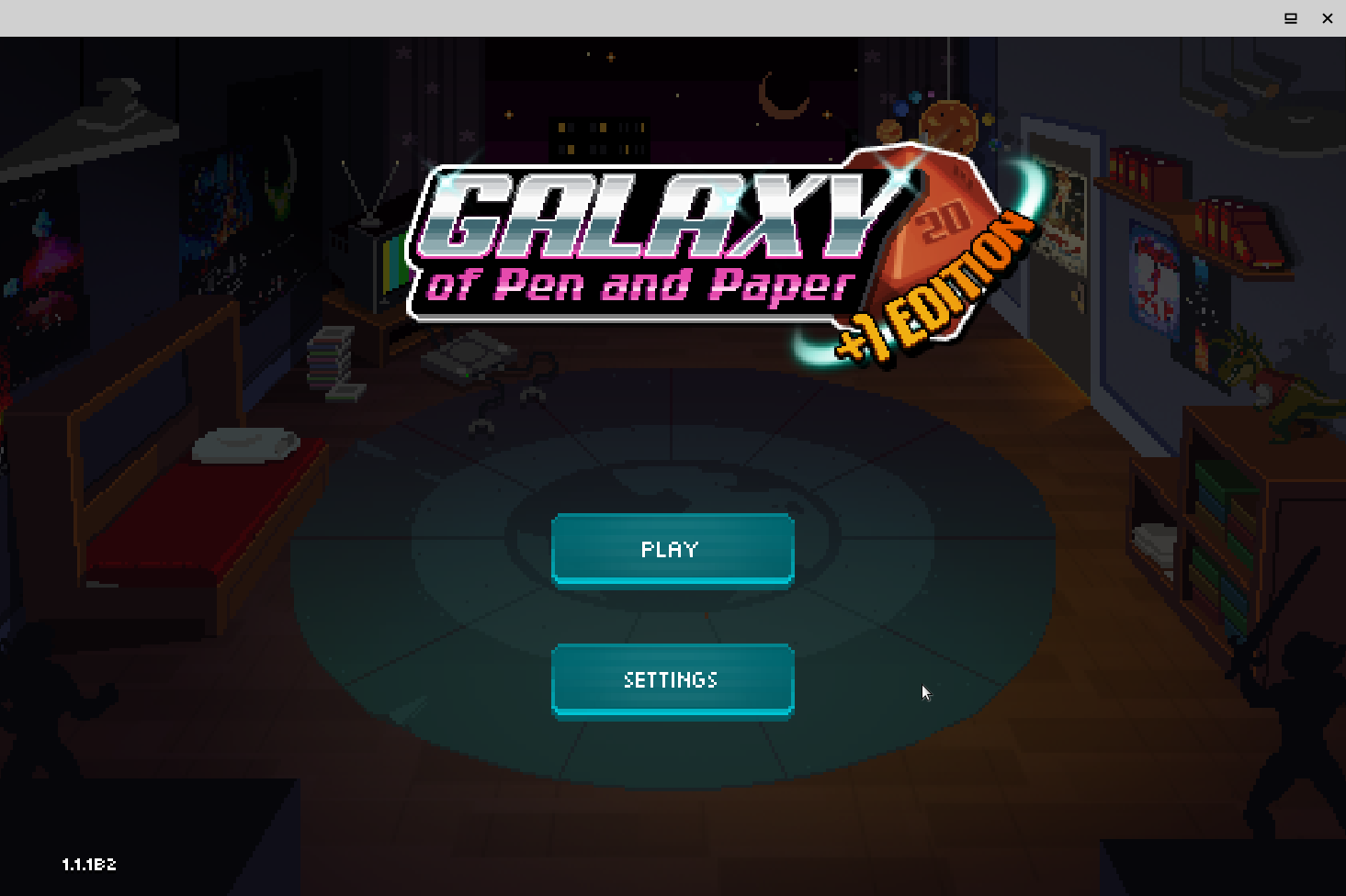 Figure 19 - Galaxy of Pen and Paper, a new level of RPG