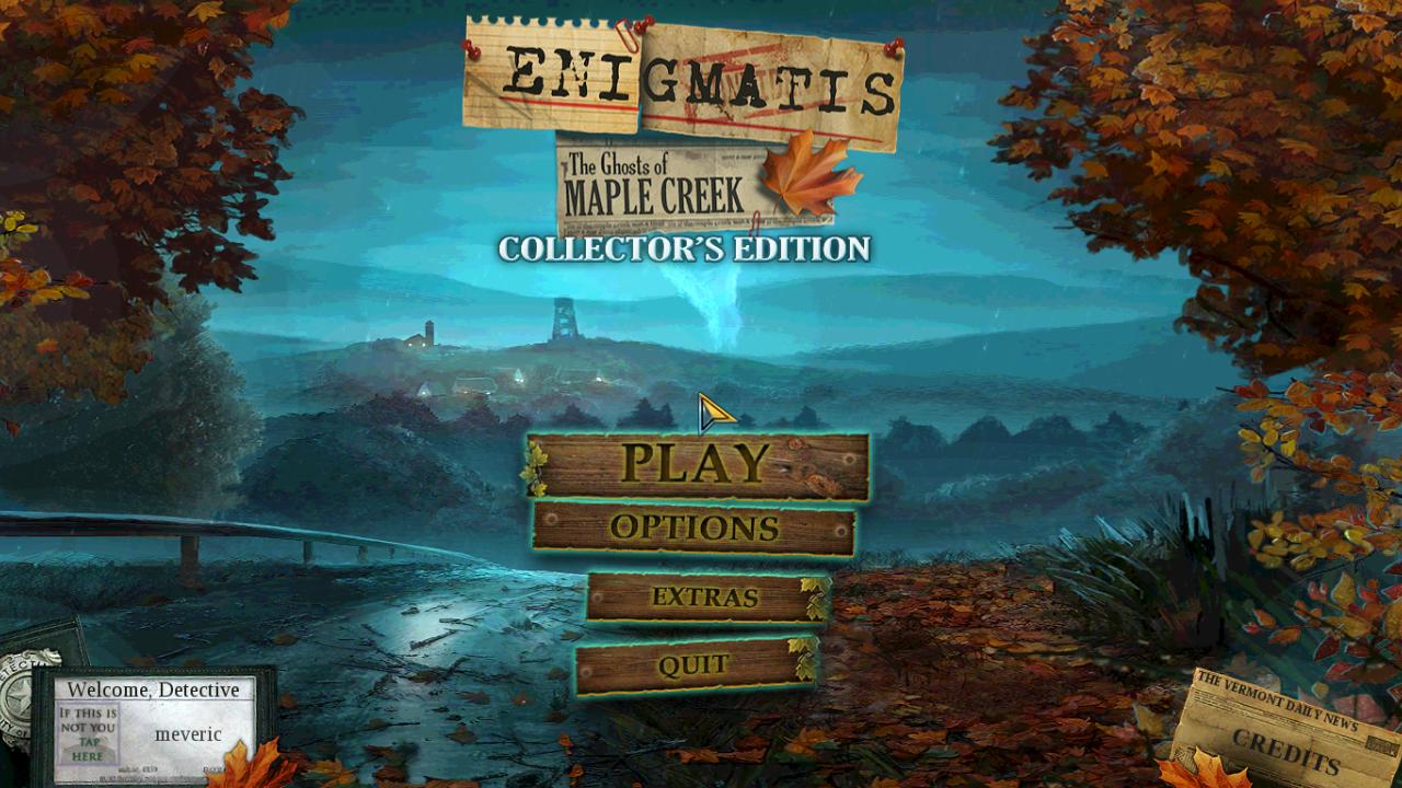 Figure 21 - Enigmatis Series - Hidden Object Game