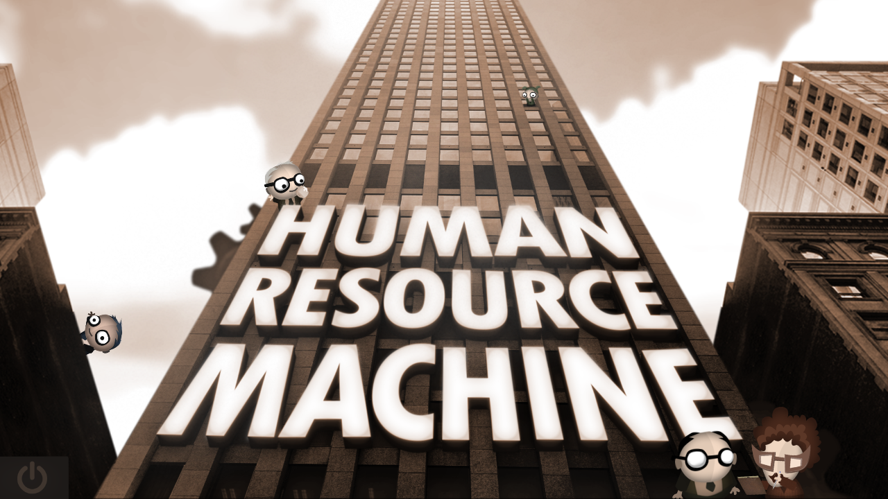 "Figure 22 - Human Resource Machine - Programming ""as a game"""