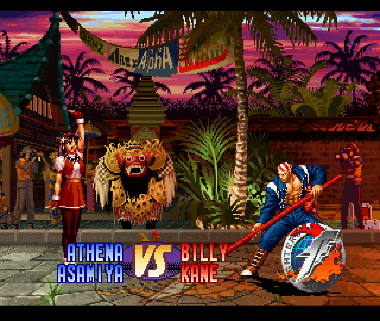 Figure 23 - King of Fighters '97: More of the same fighting goodness - a very solid arcade port