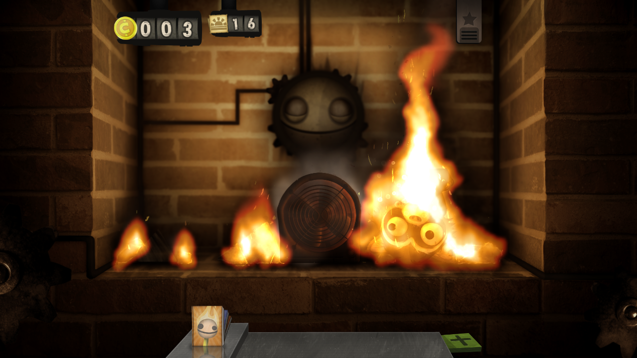 Figure 25 - Little Inferno - Casual / Puzzle