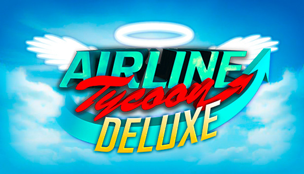 Figure 3 - Airline Tycoon Deluxe opening screen