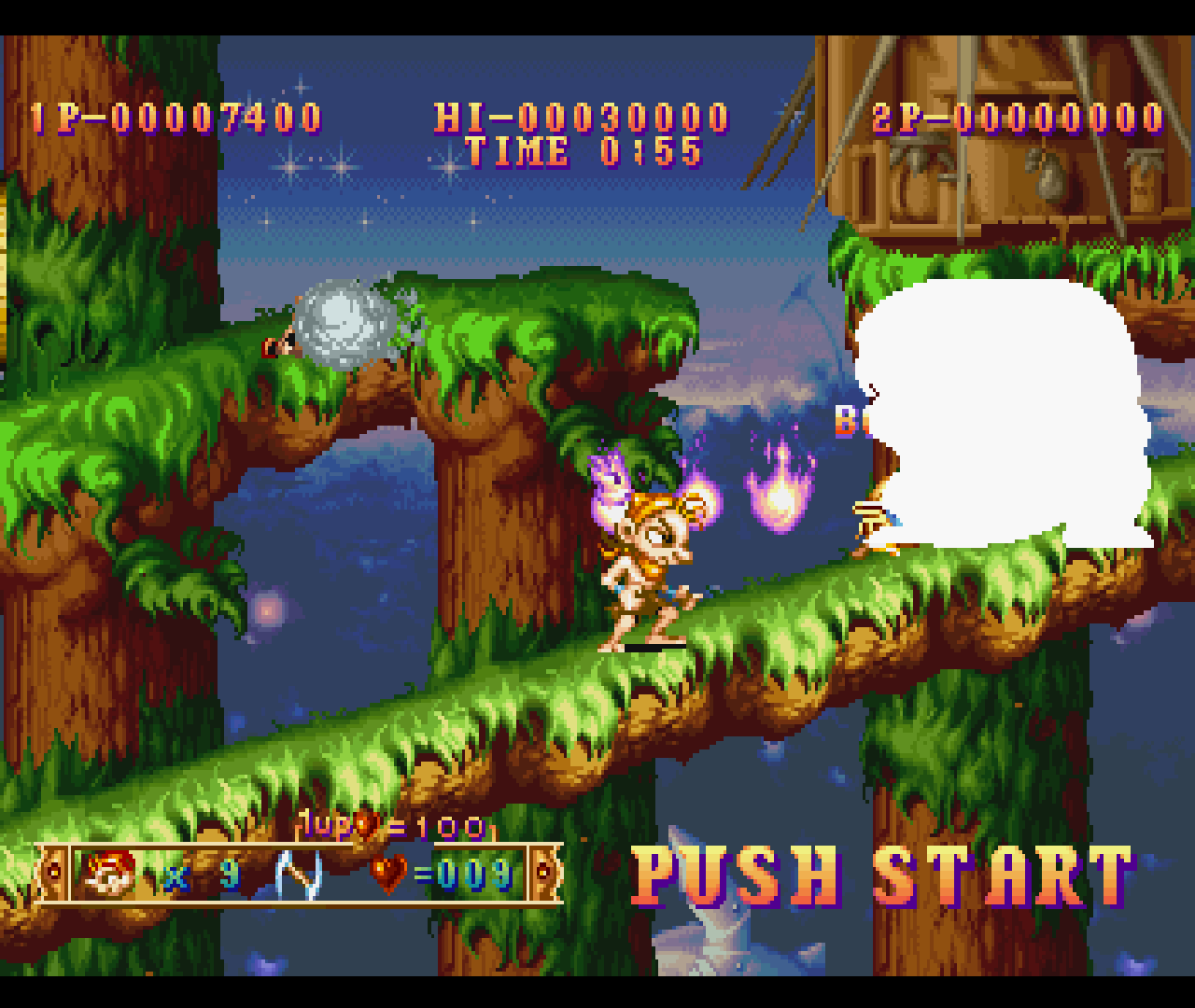 Figure 32 - Roosters Action Platformer