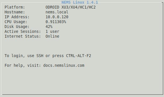 Introducing NEMS Linux: Part 1 - The Nagios Enterprise
