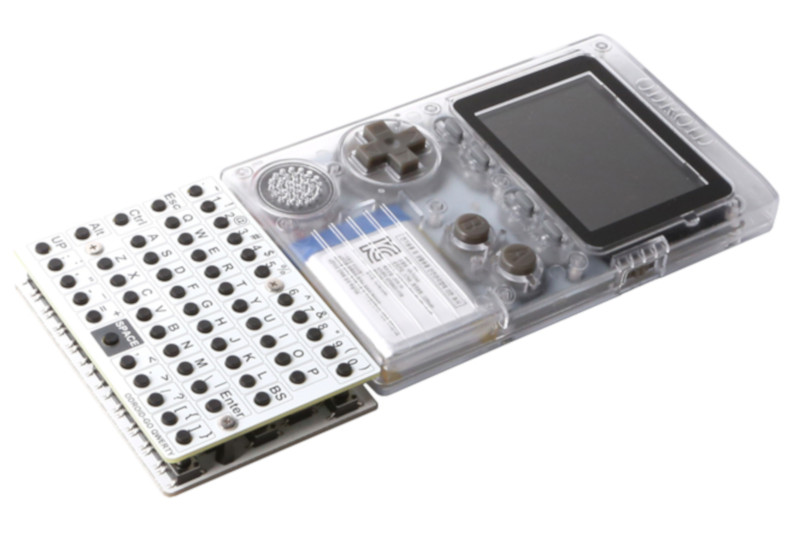 Keyboard for the ODROID-GO | ODROID Magazine