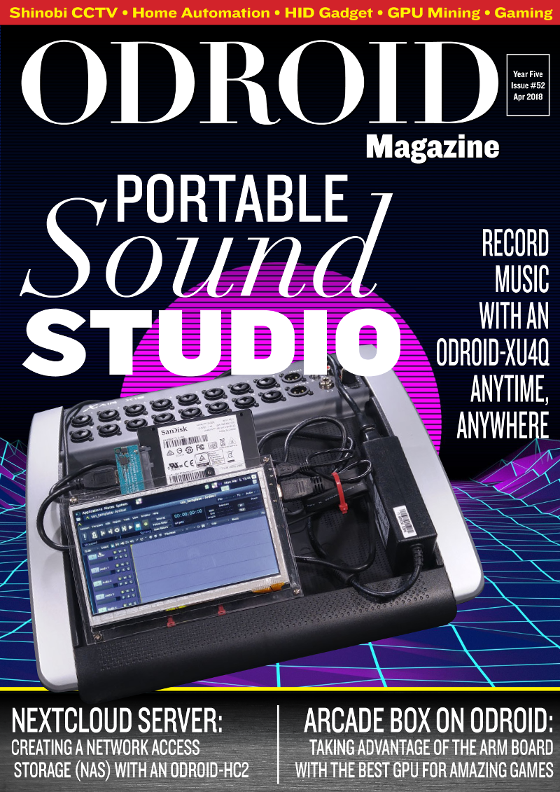 ODROID • View topic - ODROID Magazine April Issue Available