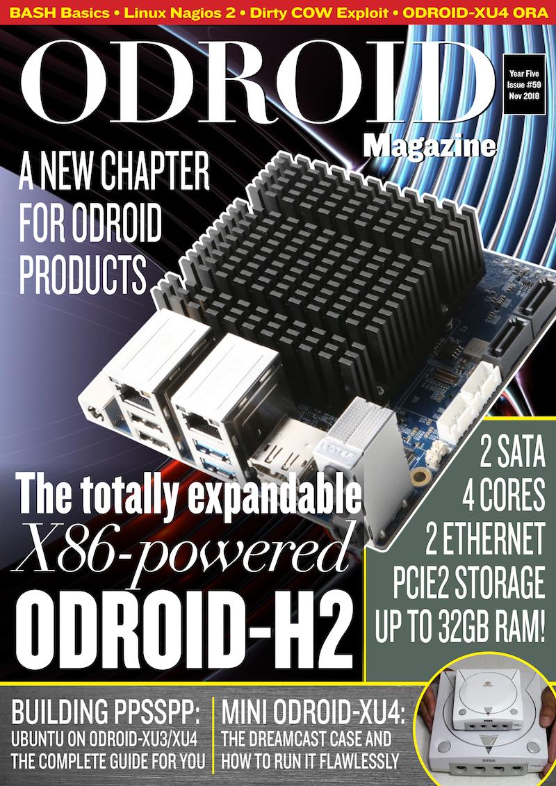 Full Issue   ODROID Magazine