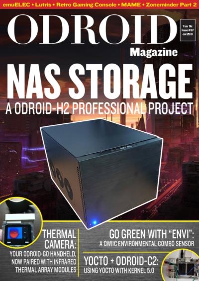 RetroELEC for the ODROID-XU4: Emulation Station, RetroArch