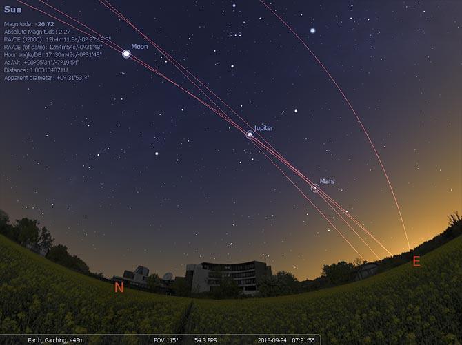 Figure 06 - Stellarium