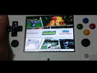 ODROID Magazine ODROID-Based Portable Retro Gaming Console