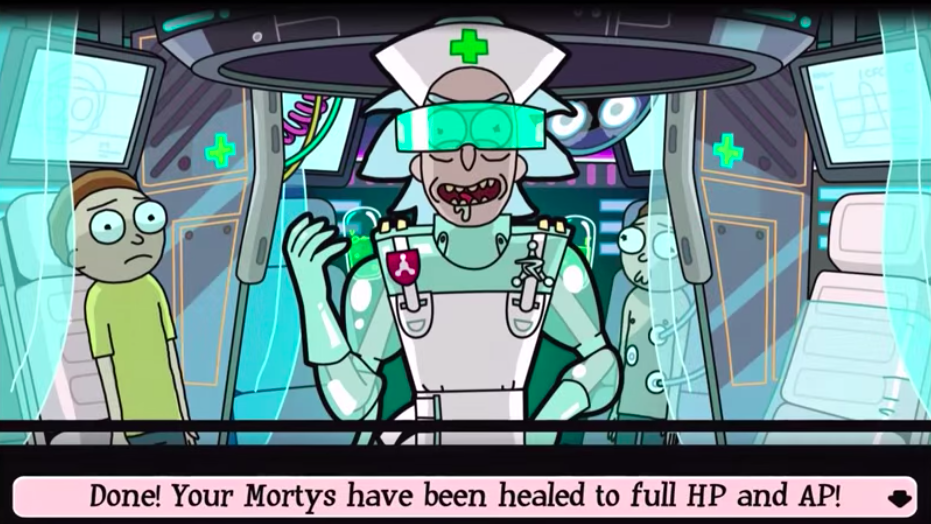 Pocket Morty Image 2