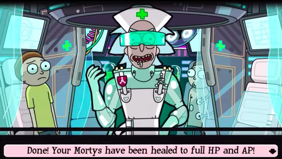 Pocket Morty Image 2