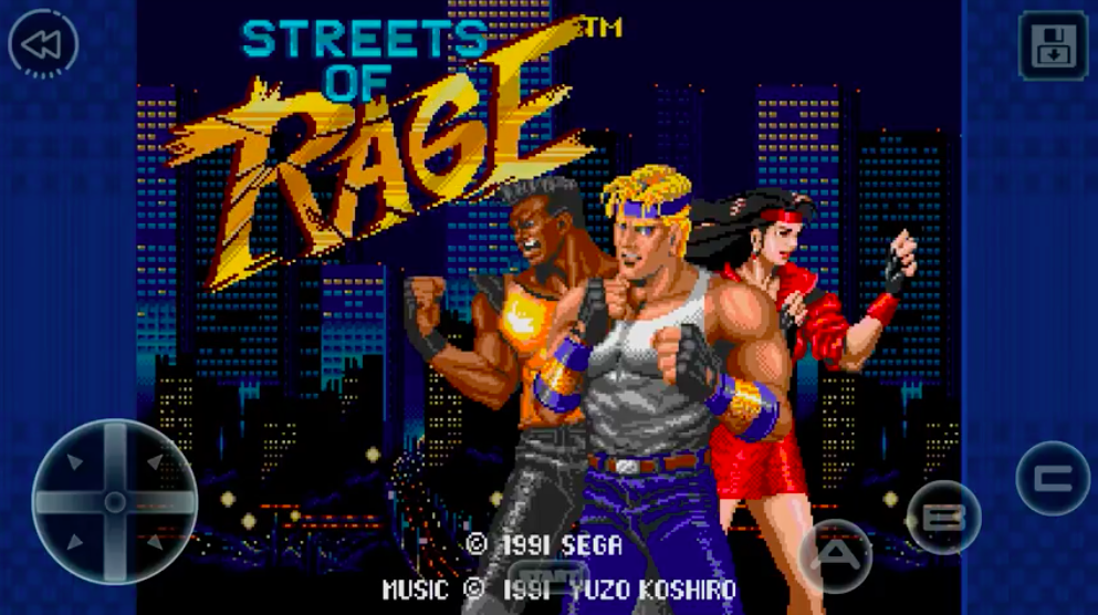 Streets of Rage Image 2