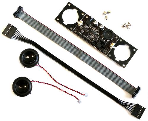 Stereo Boom Bonnet: Stereo Bonnet - Figure 2