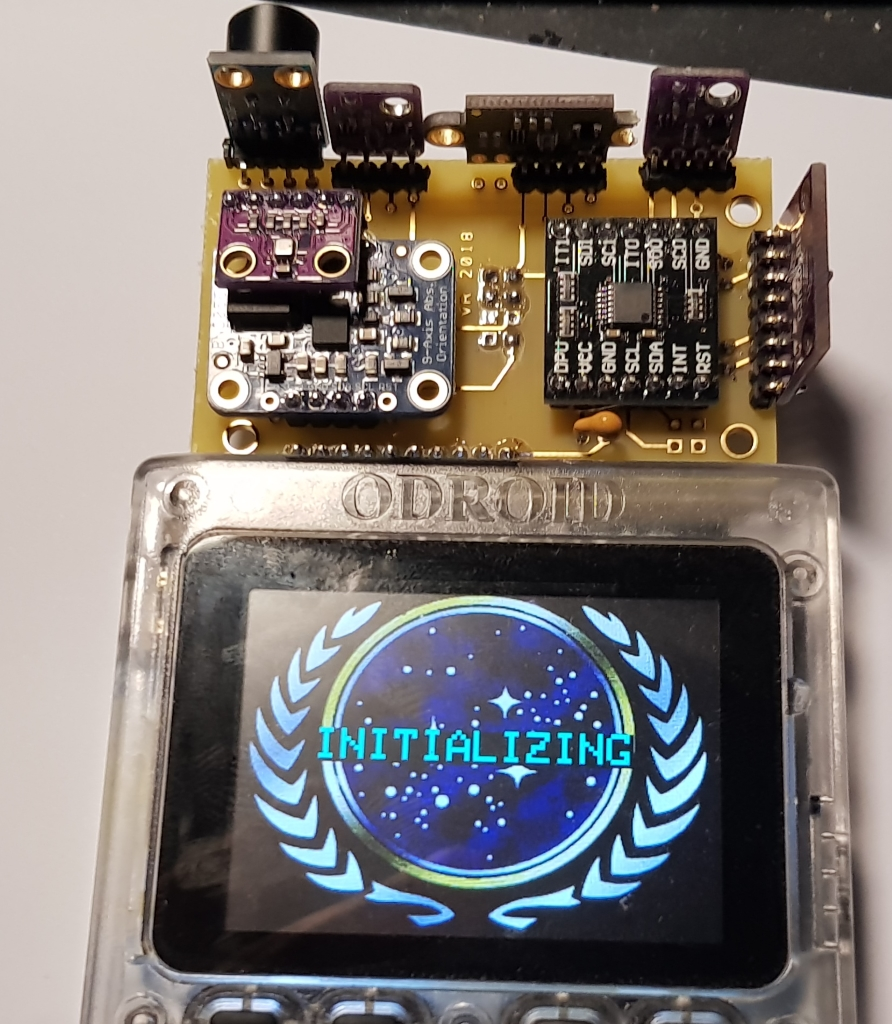 The ODROID-GO Tricorder Project | ODROID Magazine