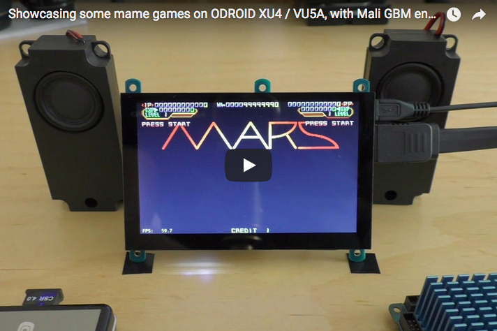 GBM Video Driver | ODROID Magazine