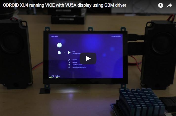 GBM Video Driver | ODROID Magazine