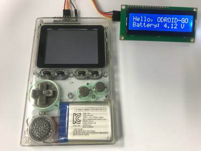 Figure 03 - LCD with cable
