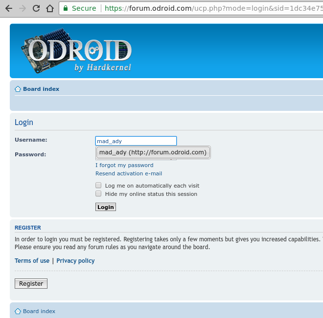 KeePass: Password Manager | ODROID Magazine