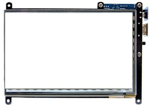 Figure 13 - Clear display