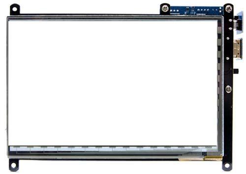 Figure 13 - Clear display